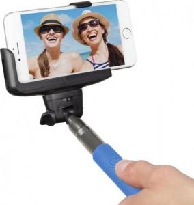 monopied-pentru-selfie-kitvision-bluetooth-blue